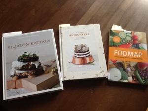 Gluteenitonta, viljatonta, sokeritonta, FODMAP-vapaata suolaisena ja makeana kattauksena - vatsa sanoo kiitos!