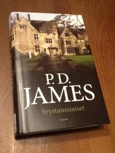 P.D. James on tuonut henkirikoksen Pemberleyhin. Rikkooko se Darcyjen kodin harmonian ja onko Wickham sittenkään syyllinen?