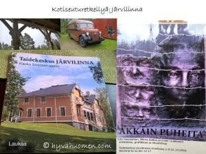 Järvilinna on Keski-Suomen Laukaassa sijaitseva Kauko Sorjosen säätiön taideresidenssi.
