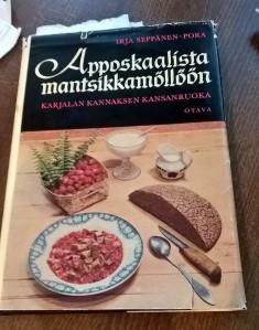 Irja Seppänen-Pora teki mittavan työn haastatellessaan luovutetun Karjalan kannaksen emäntiä ja koostaessaan kaikesta tiedosta kirjan.